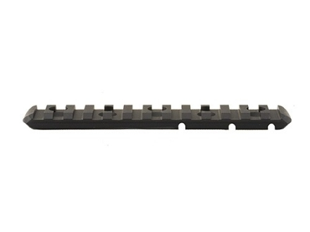 "Mesa Tactical Telescoping Stock Adapter Mount Standard Profile Picatinny Rail 5-1/2"" Length Aluminum Matte"