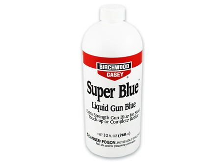 Birchwood Casey Super Blue Cold Blue 32 oz Liquid