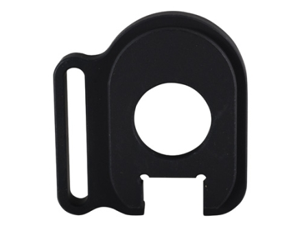 Midwest Industries Slot End Plate Sling Mount Adapter Remington 870 12 Gauge Left Hand Aluminum Matte