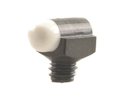"Marble's Expert Shotgun Front Bead Sight .122"" Diameter 5-40 Thread 3/32"" Shank Ivory"