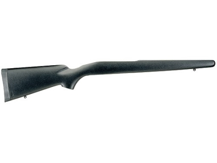 McMillan Winchester Classic Rifle Stock Model 70 Post-64 Long Action Fiberglass Painted Black Drop-In