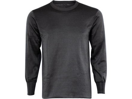 Indera Men's Fleece Long Sleeve Shirt
