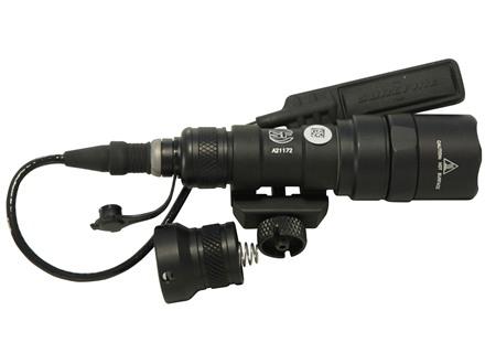 Surefire M300B Scout Light Weaponlight LED with 1 CR123A Battery Aluminum Black