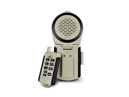 ICOtec GC101 Series II Electronic Predator Call with 6 Digital Sounds Tan and Black