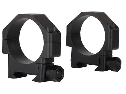 """TPS 35mm TSR """"W-SL"""" Weaver-Style Steel Rings Matte Super Low"""
