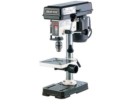 Shop Fox 1/2 HP Bench Top Drill Press