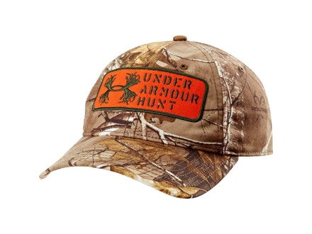 Under Armour UA Camo Antler Patch Cap Synthetic Blend