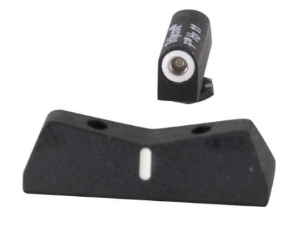XS Express Sight Set Glock 17, 19, 22, 23, 24, 26, 27, 31, 32, 33, 34, 35, 36 Steel Tritium Standard Dot