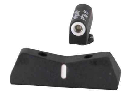 XS Express Night Sight Set Glock 17, 19, 22, 23, 24, 26, 27, 31, 32, 33, 34, 35, 36 Steel Tritium Dot