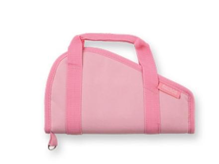 "Bulldog Pistol Case 7"" Pink"
