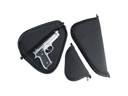 """Uncle Mike's Pistol Case 11"""" Black"""