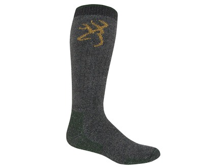 Browning Men's Marl Merino Heavyweight Socks