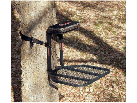 Big Game Treestands The Boss Hang On Treestand Steel Black