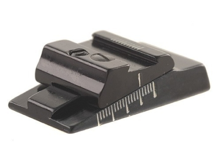 Williams WGOS-Flat Open Sight Less Blade Aluminum Black