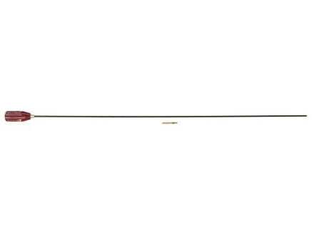 "Dewey 1-Piece Cleaning Rod 20 Caliber 42"" Nylon Coated 5 x 40 Thread"