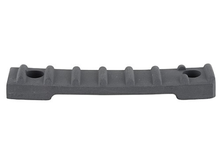 GG&G Half Length Solid Forend Cover for AR-15 Tactical Modular Handguard 12 or 6 o'clock Position