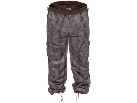 "Natural Gear Men's Scent Factor Pants Polyester Brown and Natural Gear Natural Camo 2XL 44-47 Waist 32-1/2"" Inseam"