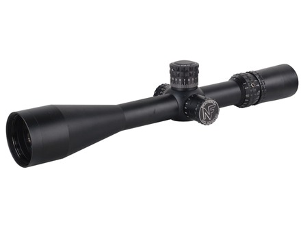 Nightforce NXS Rifle Scope 30mm Tube 5.5-22x 50mm Hi-Speed Side Focus Illuminated Reticle Matte