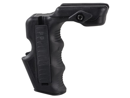 Command Arms MGrip1 Magazine Well CQB Grip with Battery Storage & Dual Pressure Switch Mounting Points AR-15 Polymer