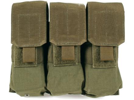 Blackhawk S.T.R.I.K.E. MOLLE M4/M16 Magazine Pouch Holds AR-15 30 Round Magazines Nylon