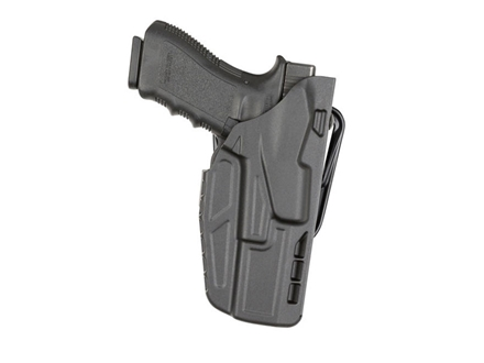 Safariland 7377 7TS ALS Concealment Belt Slide Holster Right Hand Glock 17, 22 Polymer Black