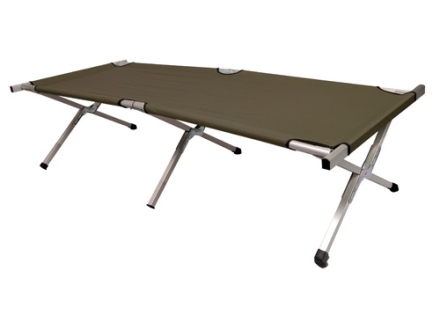 5ive Star Gear Military Spec Folding Steel Cot Nylon Olive Drab