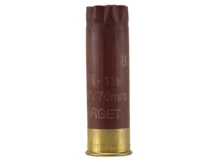 "Once-Fired Federal Shotshell Hulls 12 Gauge 2-3/4"" Gold Medal Plastic Basewad 8 Point Crimp Red Bag of 100"