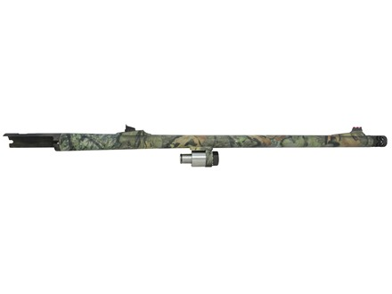 "Remington Barrel Remington SP-10 10 Gauge 3-1/2"" 23"" Rifle Sights Fire Sights Mossy Oak Obsession Camo"