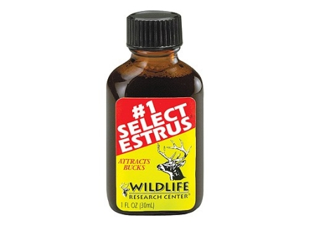 Wildlife Research Center #1 Select Estrus Doe Urine Deer Scent Liquid 1 oz
