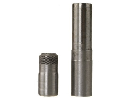 R W Hart Neck Turning Mandrel and Expansion Plug 35 Caliber