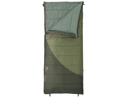 Kelty Tumbler 30-50 Degree Sleeping Bag Polyester Cypress Green