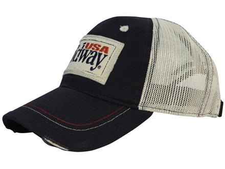 MidwayUSA Cap Cotton Front Mesh Back