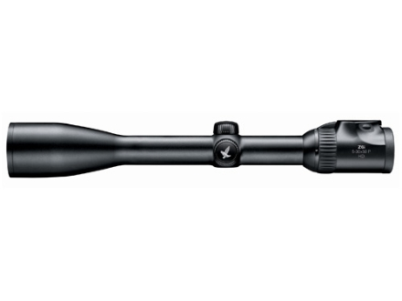 Swarovski Z6i 2nd Generation Rifle Scope 30mm Tube 5-30x 50mm 1/20 Mil Adjustments Side Focus Illuminated 4A-I Reticle Matte