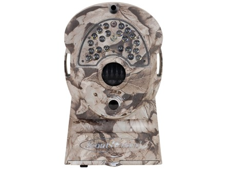 HCO Scoutguard SG550V Infrared Digital Game Camera 5.0 Megapixel with Viewing Screen HCO Stem Camo