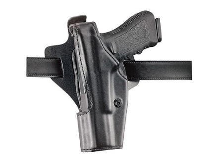 Safariland 329 Belt Holster Left Hand HK USP 45C Laminate Black