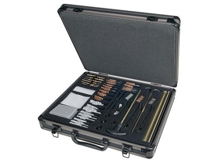 Outers 62-Piece Universal Cleaning Kit with Aluminum Case