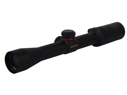Simmons Master Series ProDiamond Shotgun Scope 1.5-5x 32mm ProDiamond Reticle Matte