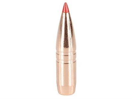 Hornady Gilding Metal Expanding Bullets 30 Caliber (308 Diameter) 165 Grain GMX Boat Tail Lead-Free Box of 50