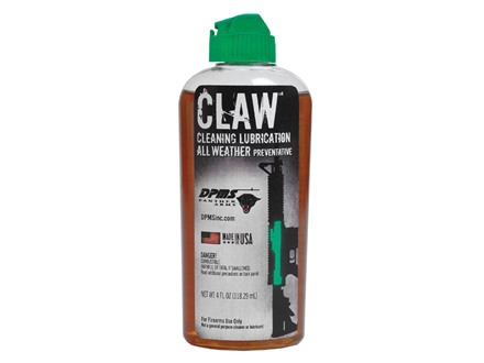 DPMS CLAW Cleaner and Lubricant Liquid
