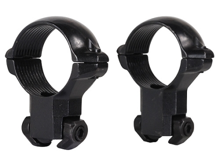 "Millett 1"" Angle-Loc Windage Adjustable Ring Mounts Ruger 77, Super Redhawk Gloss High"