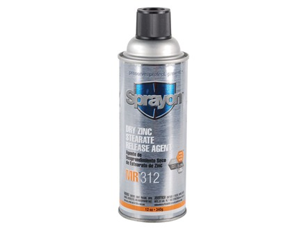 Sprayon Glass Bedding Release Compound 12 oz Aerosol