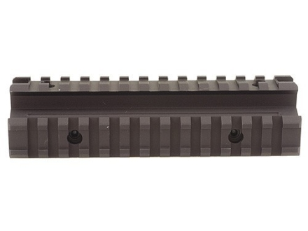 Weaver Tri-Rail System Scope Base AR-15 Flat-Top Matte