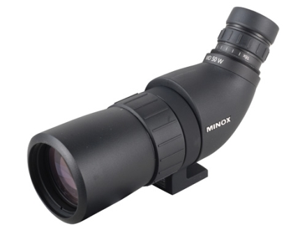 Minox MD-50 Compact Spotting Scope 16-30x 50mm with Soft Case Matte