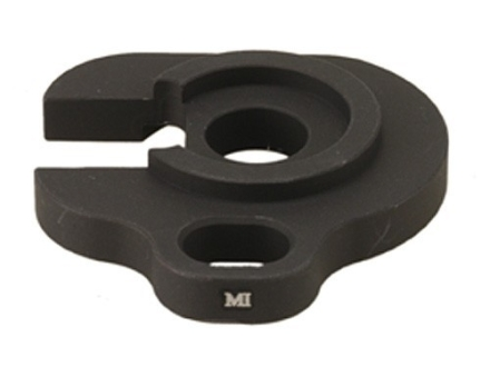 Midwest Industries Loop End Plate Sling Mount Adapter Mossberg 500, 590 12 Gauge Aluminum Matte