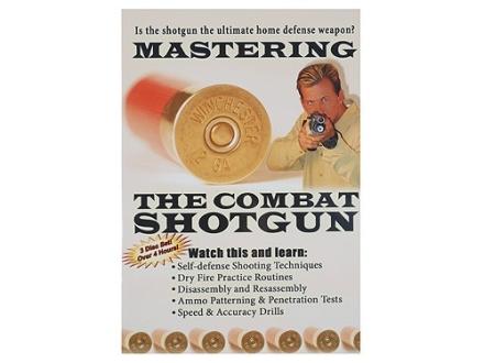 "Gun Video ""Mastering the Combat Shotgun"" DVD"