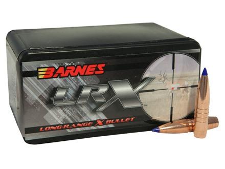 Barnes Long-Range Hunting Bullets 338 Lapua Magnum (338 Diameter) 265 Grain LRX Boat Tail Box of 50