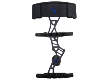 G5 Mag-Loc Halo 6-Arrow Detachable Bow Quiver Polymer and Magnesium Black