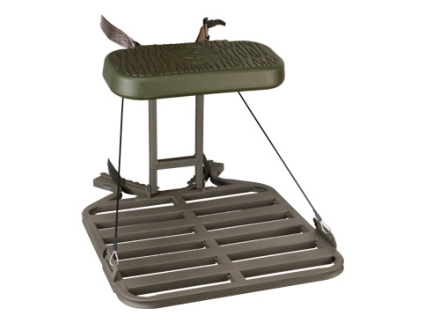 Summit Raptor RSX Osprey Hang On Treestand Steel Brown