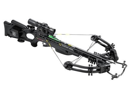 TenPoint Tactical Crossbow Package with Rangemaster Pro Scope and ACUdraw Black