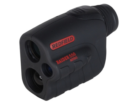 Redfield Raider 550 Laser Rangefinder Metric 6x Black